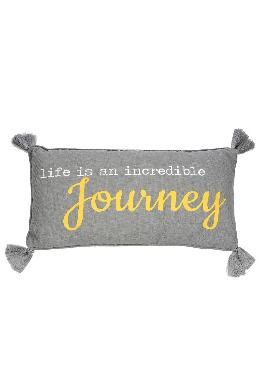 Levtex Home Incredible Journey Pillow - Main Image