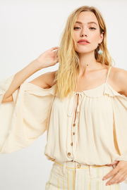 Wishlist LEXI BLOUSE - Front cropped