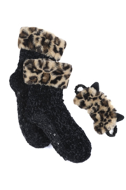 Shiraleah Lexi Booties & Eye Mask Set - Product Mini Image