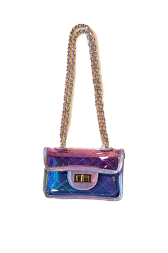 CHLOE K. NEW YORK Lexi Rainbow Bag - Alternate List Image