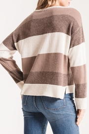 rag poets Lexi Sweater - Front full body