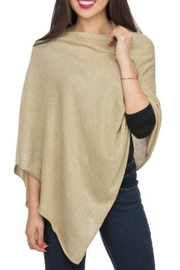 Lexi York Bamboo Poncho - Product Mini Image