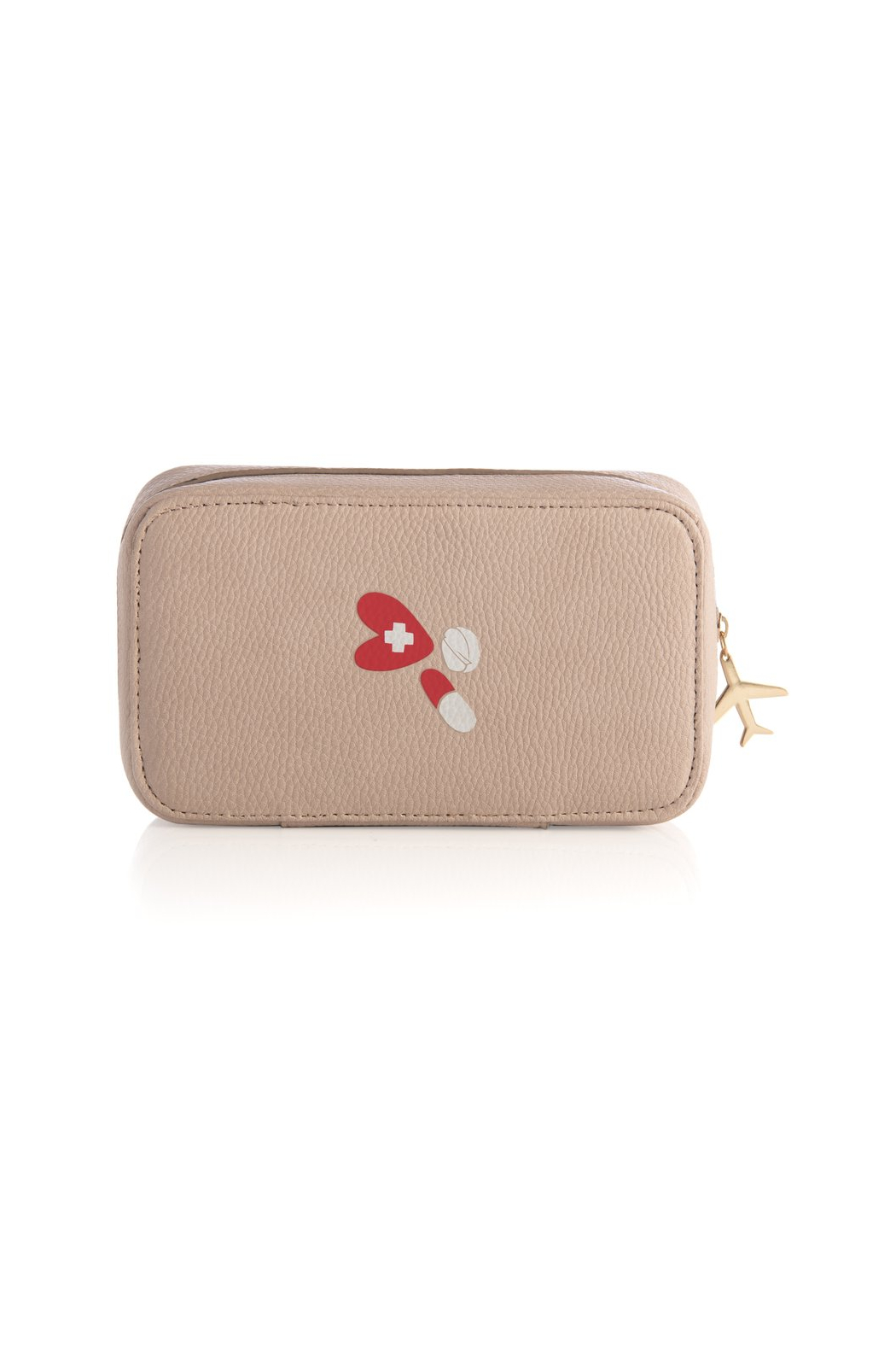 Shiraleah Lexington Travel Med Case - Front Cropped Image