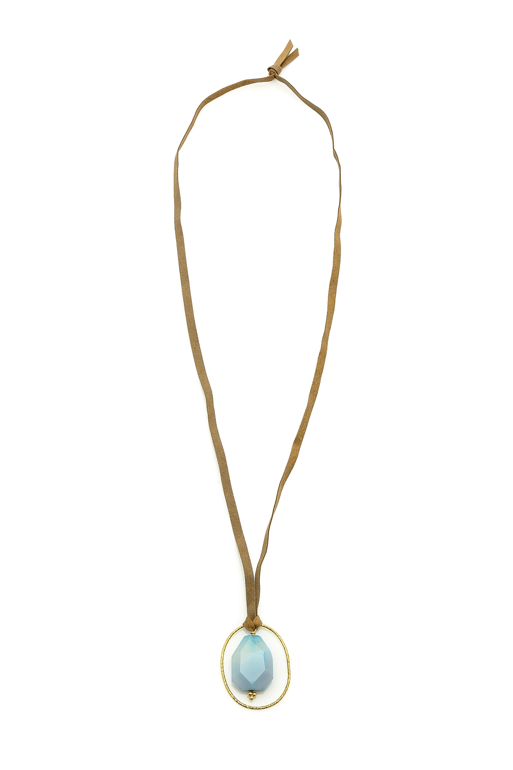 LGE Orbit Necklace - Front Cropped Image