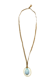 LGE Orbit Necklace - Front cropped