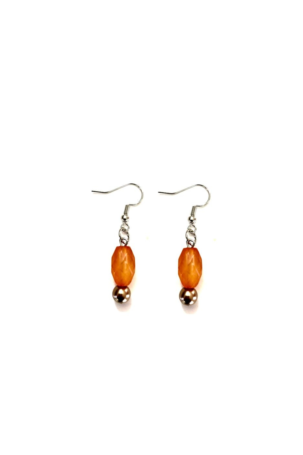 Love's Hangover Creations Lho Fall Earrings - Front Cropped Image