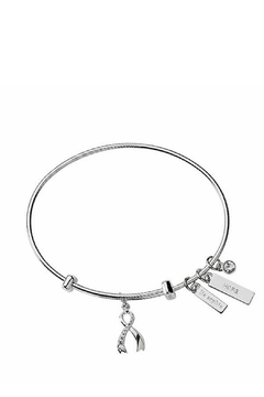Lia Sophia  Friendship Circle Hope Bangle - Product List Image