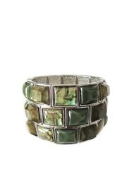 Lia Sophia  Cast Away Abalone-Bracelet - Product Mini Image