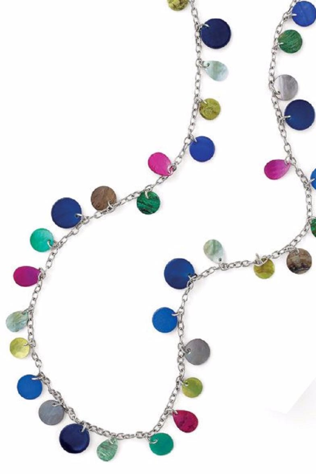 Lia Sophia  Colored Shell Necklace - Main Image