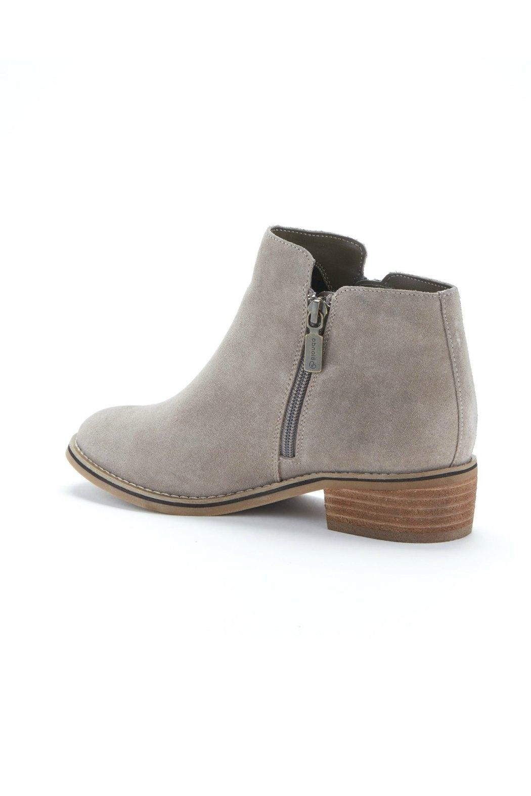 Blondo Liam Suede Boot - Front Full Image
