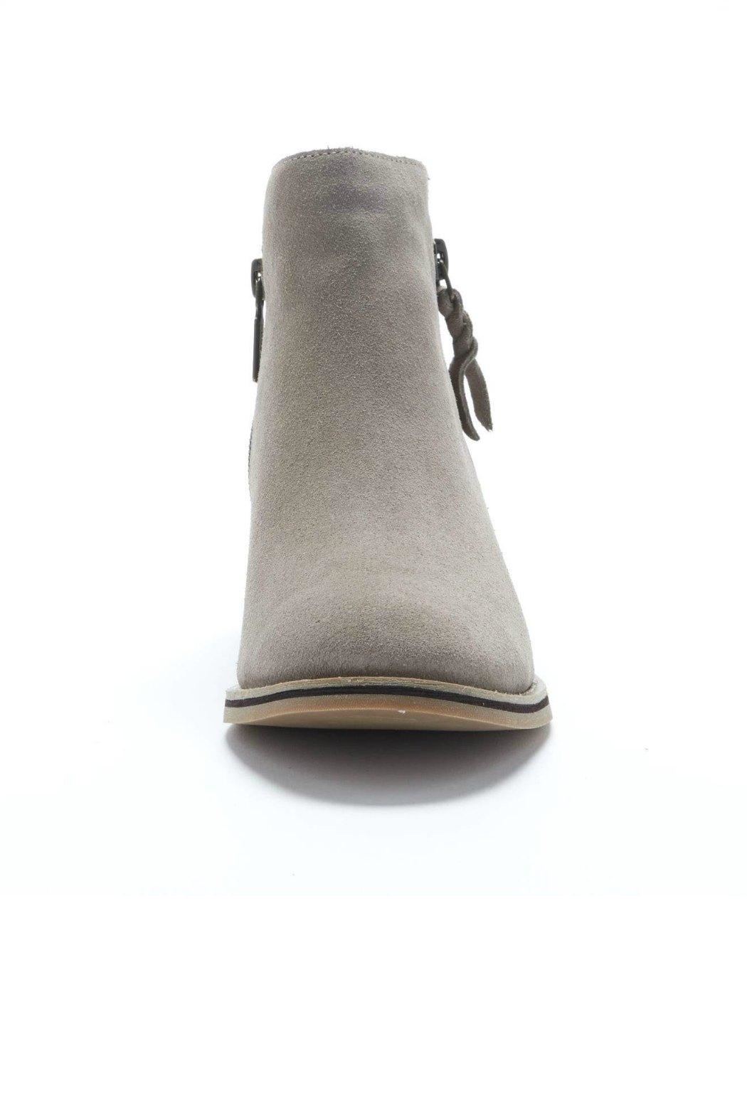 Blondo Liam Suede Boot - Back Cropped Image