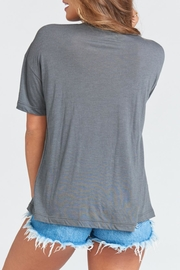 Show Me Your Mumu Liam Tee - Side cropped