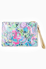 Lilly Pulitzer Liara Pouch - Front full body