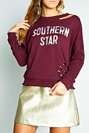 Libby Story Southern Star Sweatshirt - Product Mini Image