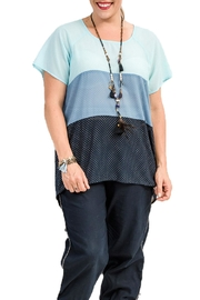 Libertine Glitter Sands Top - Front cropped