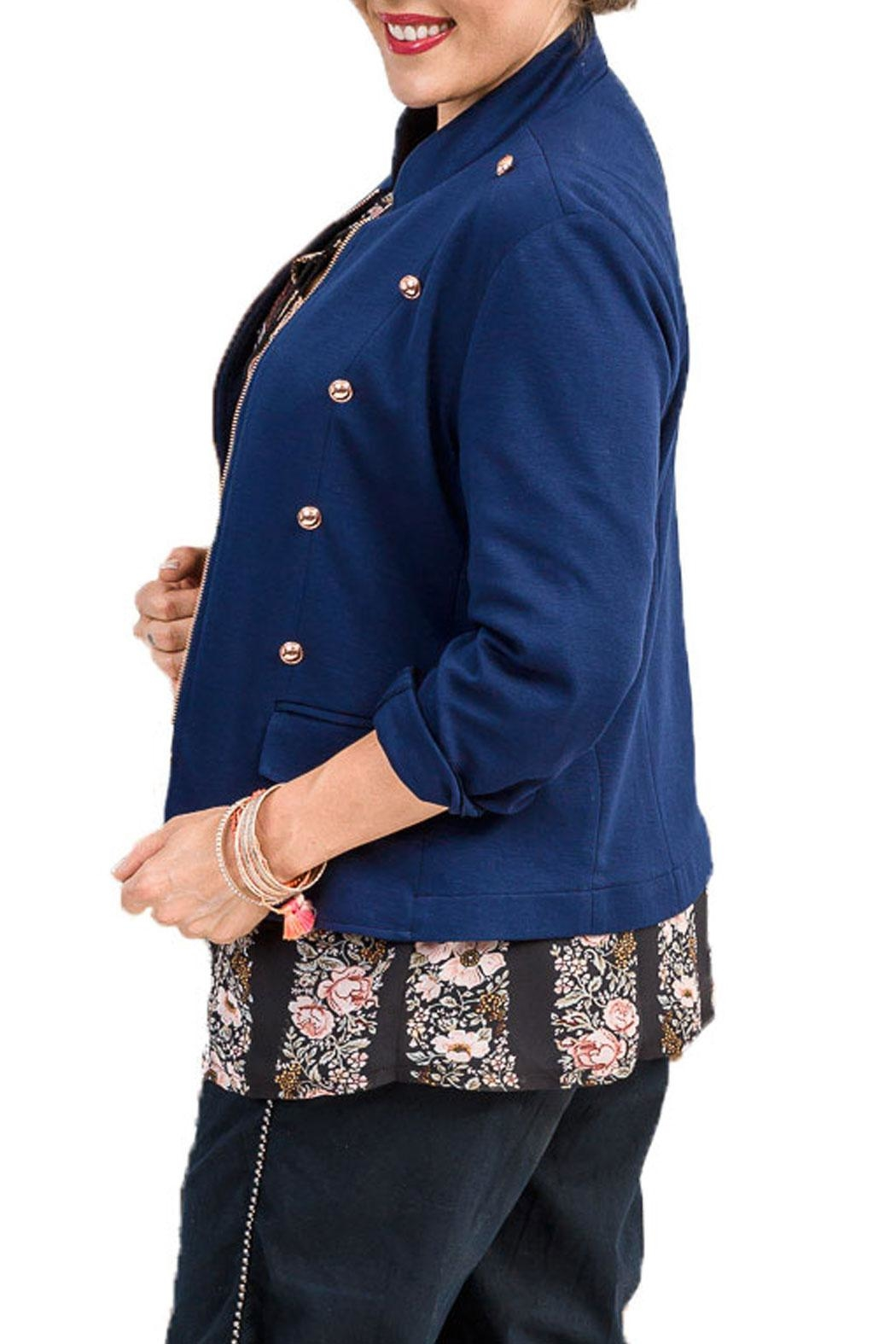 7042609faefe Libertine Seaside Ponte Jacket from New Zealand by Camerons — Shoptiques
