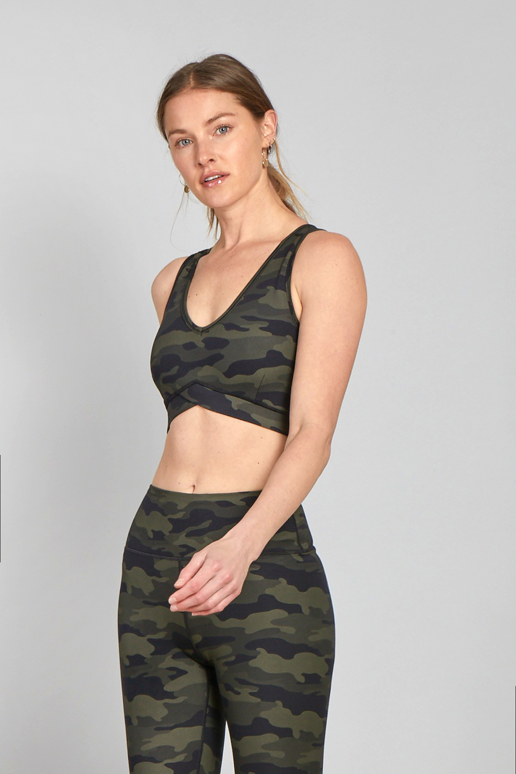 another love  Liberty Athletic Bra - Side Cropped Image