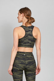 another love  Liberty Athletic Bra - Front full body