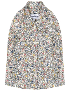 Tartine et Chocolat Liberty Print Shirt - Product List Image