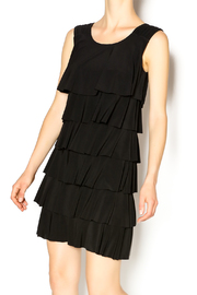 Libra Cute Layered Dress - Front cropped