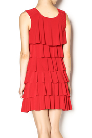 Libra Cute Layered Dress - Back cropped