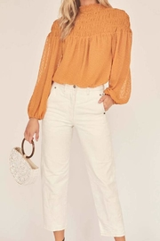 ASTR the Label Libra Mock Neck Top - Product Mini Image