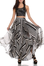 TOV Licorice Striped Maxi - Product Mini Image