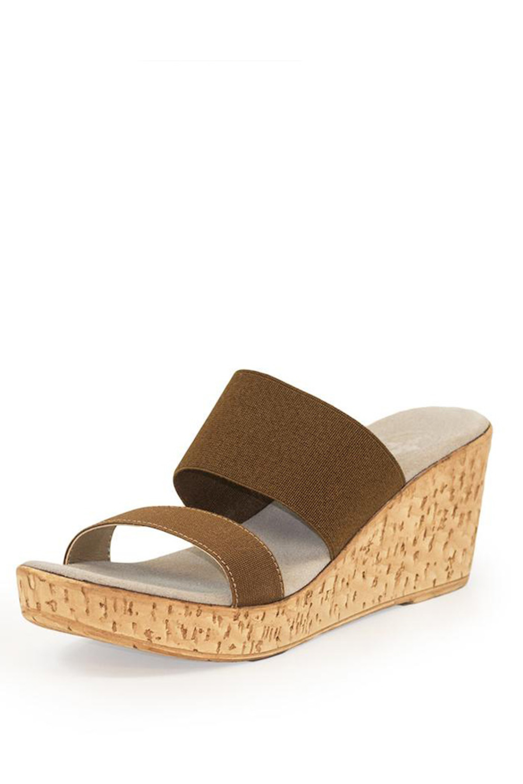 Charleston Shoe Co. LIDO WEDGE SANDAL - Main Image