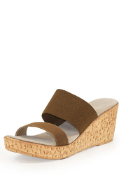 Charleston Shoe Co. LIDO WEDGE SANDAL - Product Mini Image