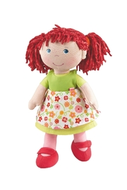 HABA USA Liese Soft Doll - Front cropped
