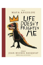Abrams Books Life Doesn't Frighten-Me - Product Mini Image
