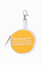 About Face Designs Life Earbud Case - Product Mini Image