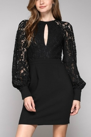 Do & Be Life-Of-The-Party Lace Dress - Product Mini Image