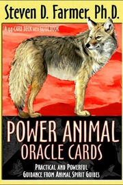 Lifestyle Animal Oracle Cards - Product Mini Image