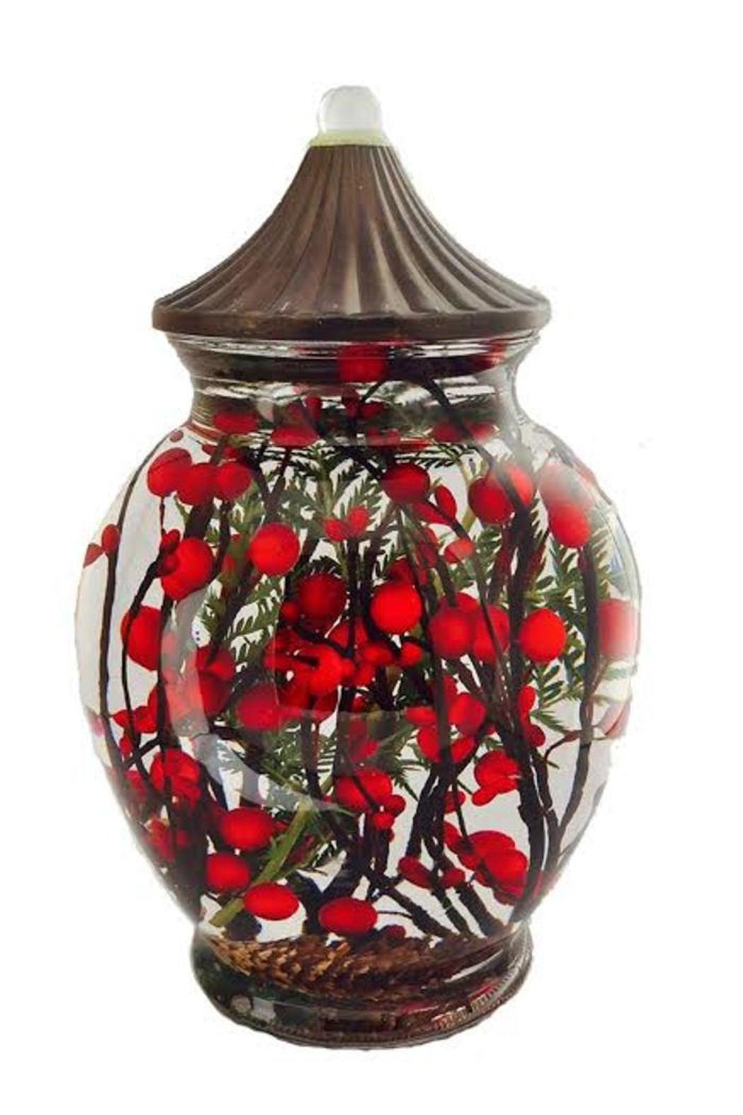 Lifetime Oil Candles Berries Jar Candle From Massachusetts