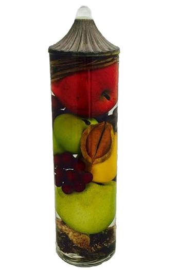 Lifetime Oil Candles Fruit Cylinder Candle from Massachusetts by ...