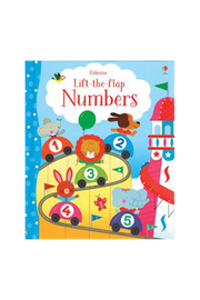 Usborne Lift The Flap Numbers - Product Mini Image