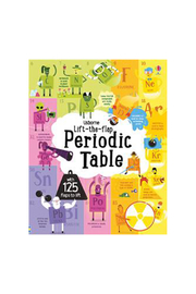 Usborne Lift The Flap Periodic Table - Product Mini Image