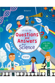 Usborne Lift the Flap Questions and Answers about Science - Product Mini Image