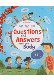Usborne Lift-the-Flap Questions And Answers About Your Body - Product Mini Image