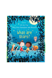 Usborne Lift The Flap Very First Questions: What Are Stars - Product Mini Image