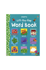 Usborne Lift The Flap Word Book - Product Mini Image