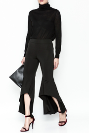 LIFTED Boutique Black High Low Pants - Side cropped