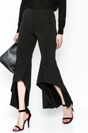 LIFTED Boutique Black High Low Pants - Product Mini Image