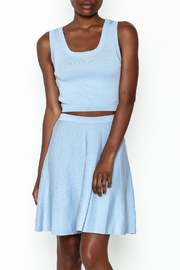 LIFTED Boutique Blue Bandage Set - Front cropped