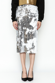 LIFTED Boutique Sequin Skirt - Front full body