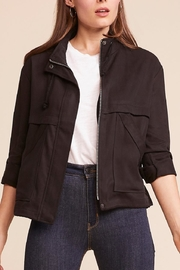 BB Dakota Light Black Jacket - Product Mini Image