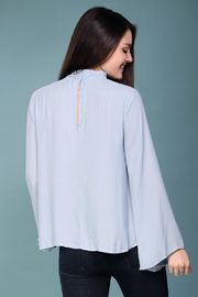 Lush Light Blue Blouse - Other
