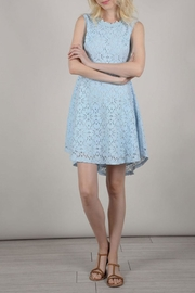 Molly Bracken Light Blue Dress - Product Mini Image
