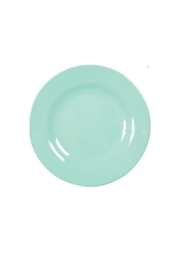 RICE Light Blue Plate - Front cropped